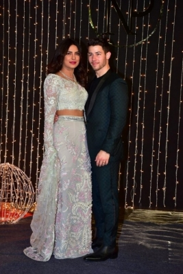 Priyanka Chopra - Nick Jonas Wedding Reception - 5 of 111