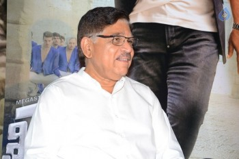 Allu Aravind Khaidi No 150 Press Meet