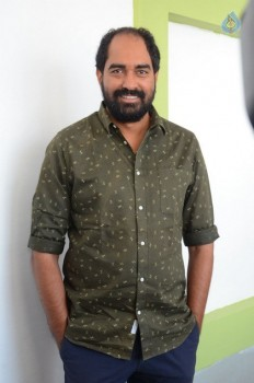 Director Krish GPSK Interview Photos