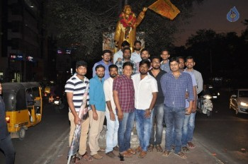 Fans Celebrates Gautamiputra Satakarni Success