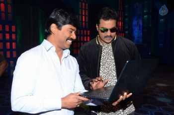 Hero Sunil Launches Metro Movie First Song