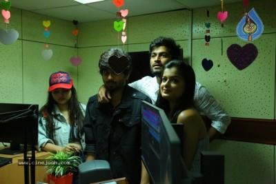 Husharu Movie Team At Red FM  Rajahmundry