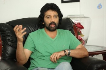 JD Chakravarthy Interview Photos