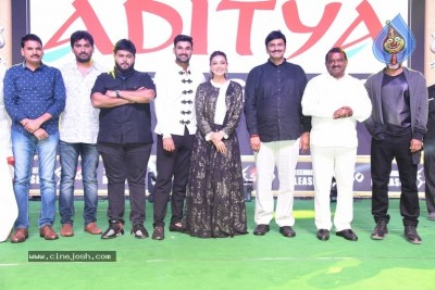 Kavacham Movie Audio Launch Set 02