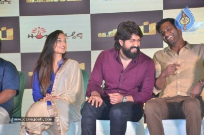 KGF Movie Tamil Press Meet