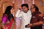 Mirchi Shiva Wedding Reception