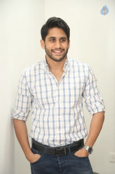 Naga Chaitanya Interview Photos :08-11-2016