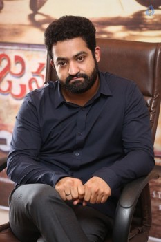 NTR Janatha Garage Interview Photos :31-08-2016