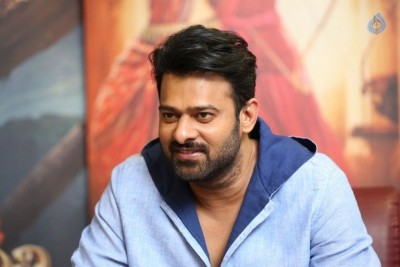 Prabhas Bahubali 2 Interview Photos :17-04-2017