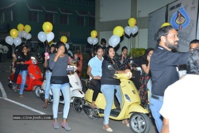 Taxiwala Success Celebrations at Bhimavaram
