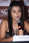 Trisha at NAC Jewellers PM