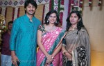 Stars at Vasanth Rishitha Wedding Reception