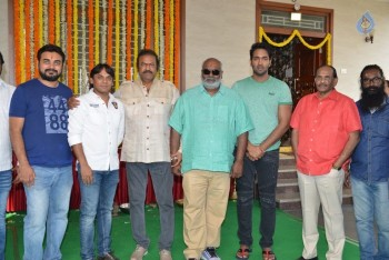 Vishnu Manchu Bi-Lingual Film Launch