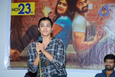 24 Kisses Movie Press Meet - 14 of 21