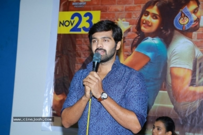 24 Kisses Movie Press Meet - 20 of 21