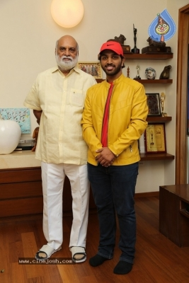 4 Letters Movie Teaser Launched By K Raghavendra Rao - 1 of 9
