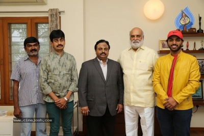 4 Letters Movie Teaser Launched By K Raghavendra Rao - 3 of 9
