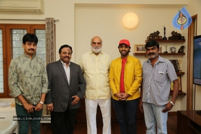 4 Letters Movie Teaser Launched By K Raghavendra Rao - 4 of 9
