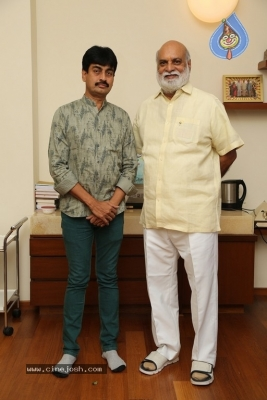 4 Letters Movie Teaser Launched By K Raghavendra Rao - 5 of 9