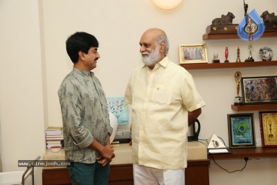4 Letters Movie Teaser Launched By K Raghavendra Rao - 6 of 9