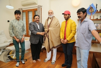 4 Letters Movie Teaser Launched By K Raghavendra Rao - 9 of 9