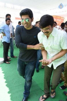 allu sirish marriage photos