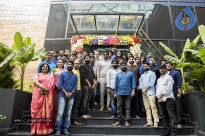 Annapurna Studios New Sound Mixing Theater Launch - 1 of 9