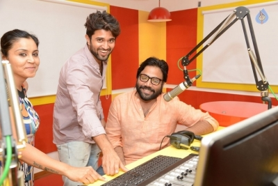 Arjun Reddy Song Launch at Radio Mirchi - 1 of 17