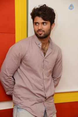 Arjun Reddy Song Launch at Radio Mirchi - 6 of 17