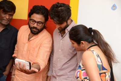 Arjun Reddy Song Launch at Radio Mirchi - 7 of 17