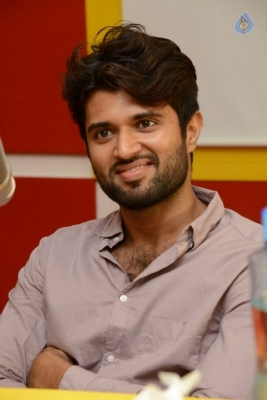 Arjun Reddy Song Launch at Radio Mirchi - 10 of 17
