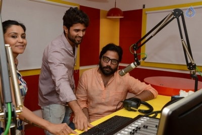 Arjun Reddy Song Launch at Radio Mirchi - 12 of 17
