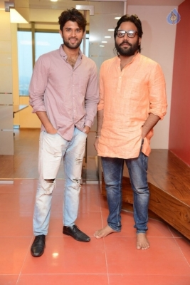 Arjun Reddy Song Launch at Radio Mirchi - 14 of 17