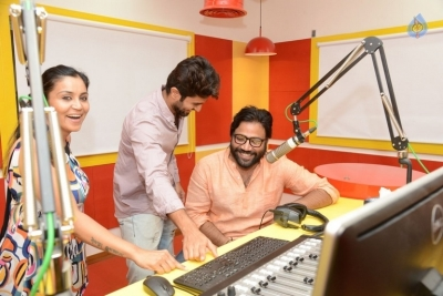 Arjun Reddy Song Launch at Radio Mirchi - 15 of 17