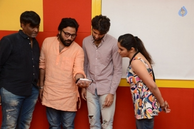 Arjun Reddy Song Launch at Radio Mirchi - 17 of 17