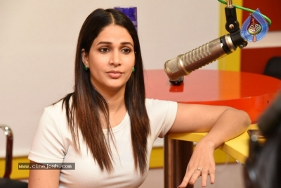 Arjun Suravaram Movie Song Launch at Radio Mirchi - 2 of 21