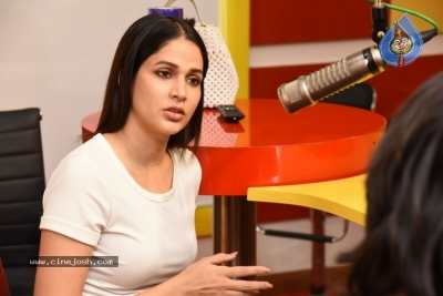 Arjun Suravaram Movie Song Launch at Radio Mirchi - 4 of 21