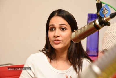 Arjun Suravaram Movie Song Launch at Radio Mirchi - 5 of 21