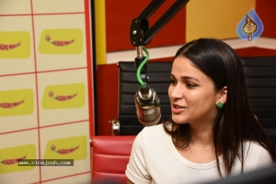 Arjun Suravaram Movie Song Launch at Radio Mirchi - 6 of 21