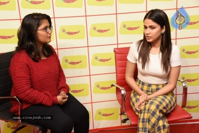 Arjun Suravaram Movie Song Launch at Radio Mirchi - 7 of 21