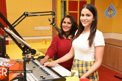 Arjun Suravaram Movie Song Launch at Radio Mirchi - 12 of 21