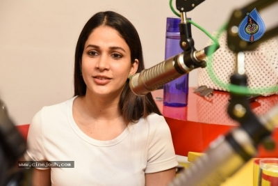 Arjun Suravaram Movie Song Launch at Radio Mirchi - 15 of 21