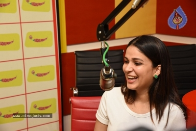 Arjun Suravaram Movie Song Launch at Radio Mirchi - 17 of 21