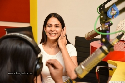 Arjun Suravaram Movie Song Launch at Radio Mirchi - 21 of 21