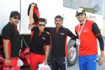 Telugu Warriors Team at Sharjah Stadium - 2 of 64