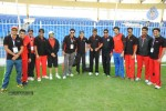 Telugu Warriors Team at Sharjah Stadium - 10 of 64