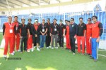 Telugu Warriors Team at Sharjah Stadium - 13 of 64