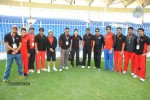 Telugu Warriors Team at Sharjah Stadium - 16 of 64