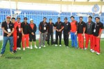 Telugu Warriors Team at Sharjah Stadium - 17 of 64