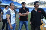 Telugu Warriors Team at Sharjah Stadium - 19 of 64